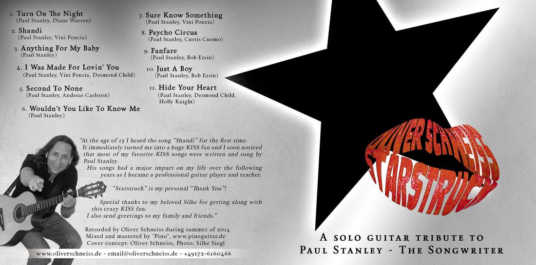 Starstruck CD-Hülle