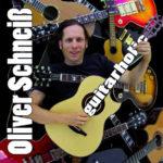guitarholic CD Vorderseite