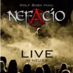 Nefacio - Live CD (vorne)